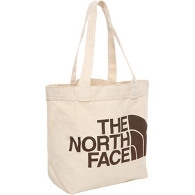 The North Face Cotton Sac fourre-tout, wimaraner brown large logo print